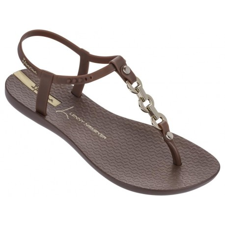 IPANEMA LENNY UNITY FEM 21729 BROWN