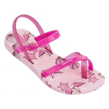 IPANEMA FASHION SAND. V KIDS 21532 PINK