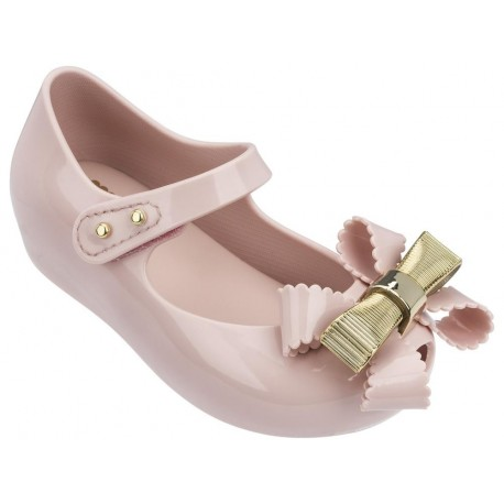 MINI MELISSA ULTRAGIRL SWEET IV BB 01276 LIGHT PINK ROSA CLARO