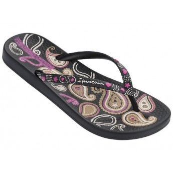 IPANEMA ANAT LOVELY VII FEM 22267 NEGRO ROSA
