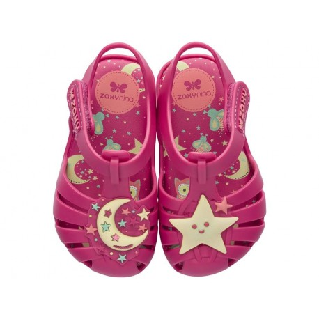 ZAXY GLOW IN THE DARK BABY 90105 PINK