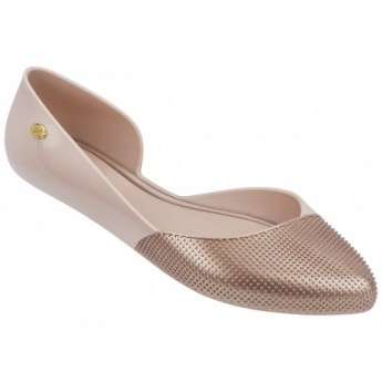TANGERINA pink flat ballet flats for woman