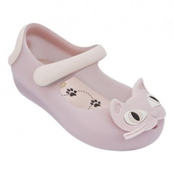 ULTRAGIRL II pink flat closed ballet flats for baby