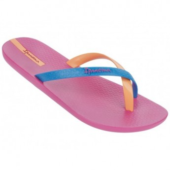 IPANEMA MIX COLOR FEM FF 24011 PINK BLUE ORANGE