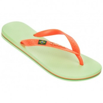 IPANEMA CLAS BRASIL II FEM 24018 GREEN ORANGE
