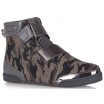 SKYE brown urban print sneaker sneakers for woman
