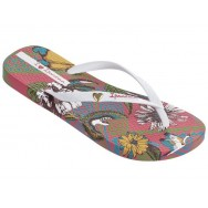 IPANEMA I LOVE TRIBAL FEM 23705 ROSA BLANCO