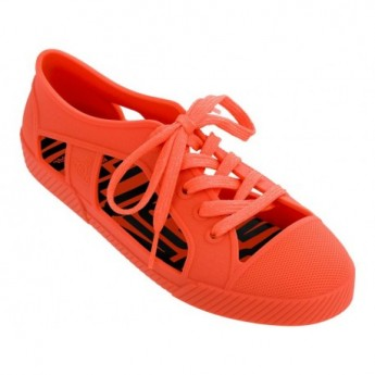 BRIGHTON SNEAKER vivienne westwood red flat open sneakers for woman