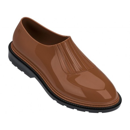PREPPY brown flat closed ballet flats for woman
