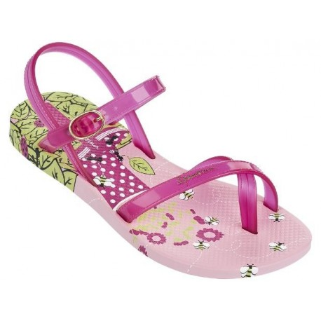 IPANEMA FASHION SAND IV KIDS 21038 ROSA