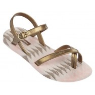 IPANEMA FASHION SAND IV KIDS 22216 BEIGE DORADO