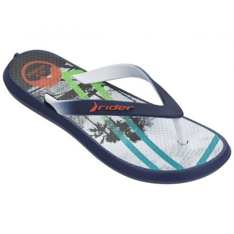 RIDER ENERGY IV KIDS 23699 BLUE WHITE
