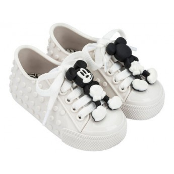 POLIBOLHA + DISNEY disney white flat sneaker sneakers for baby