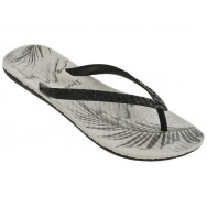 IPANEMA RJ III UNISEX 52846 BLACK BEIGE PALM TREE