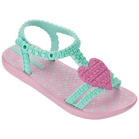 MY FIRST IPANEMA BABY 20706 PINK GREEN