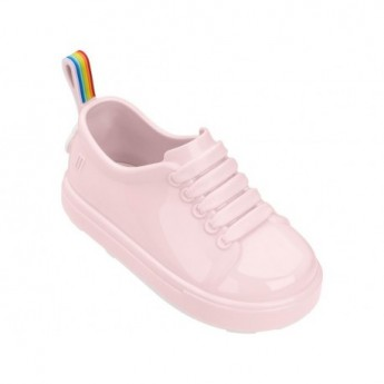 BE II pink flat sneaker sneakers for baby