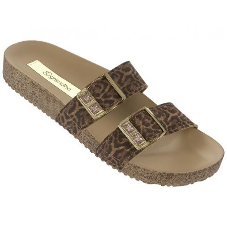 GRENDHA ESSENCE SLIDE FEM 90217 JAGUAR COLOR