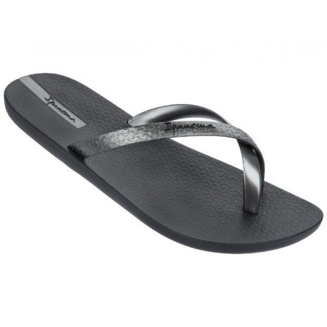 IPANEMA MIX COLOR FEM FF 23476 NEGRO PLATA