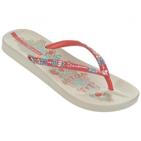 IPANEMA ANAT. LOVELY VI FEM 21761 BEIGE RED