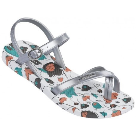 IPANEMA FASHION SD III KIDS 20932 BLANCO PLATA