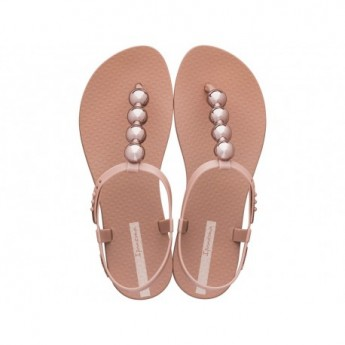 CLASS GLAM II cristina pedroche pink flat finger sandals for woman