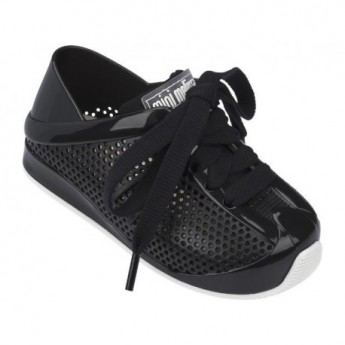 MINI MELISSA LOVE SYSTEM BB 50735 WHITE-BLACK BCO-NEGRO