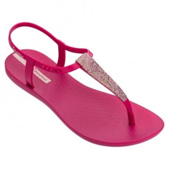 CLASS POP pink flat finger sandals for woman
