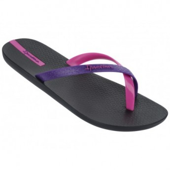 IPANEMA MIX COLOR FEM FF 23224 NEGRO PURPURA ROSA