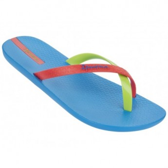 IPANEMA MIX COLOR FEM FF 24010 BLUE RED GREEN