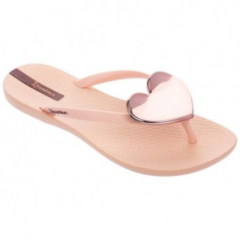 MAXI FASHION II cristina pedroche pink flat finger flip flops for woman