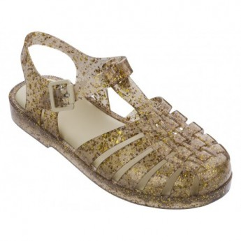 POSSESSION flat crab sandals for woman