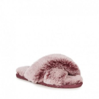 MAYBERRY FROST flat open slippers for woman