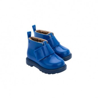 CHELSEA BOOT blue flat closed boots for baby