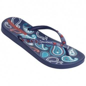 IPANEMA ANAT LOVELY VII FEM 20561 BLAU BLAU ORANGE