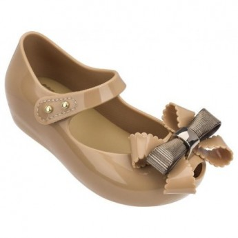 MINI MELISSA ULTRAGIRL SWEET IV BB 01576 BEIGE BEIGE