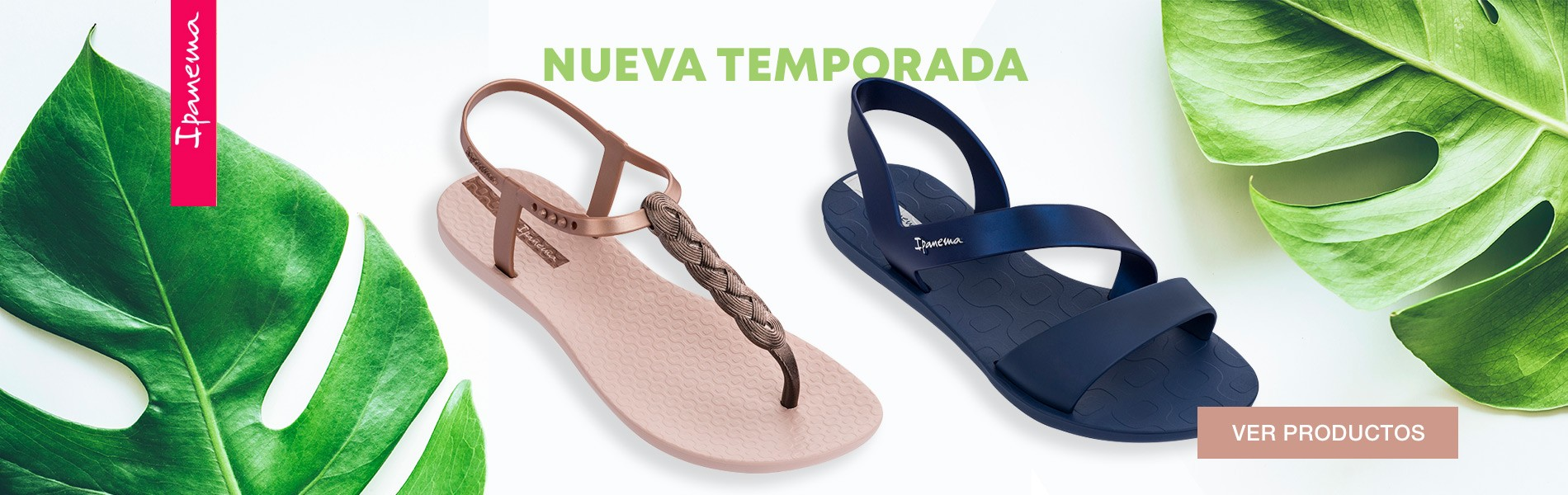 Temporada 2019 Chanclas Ipanema